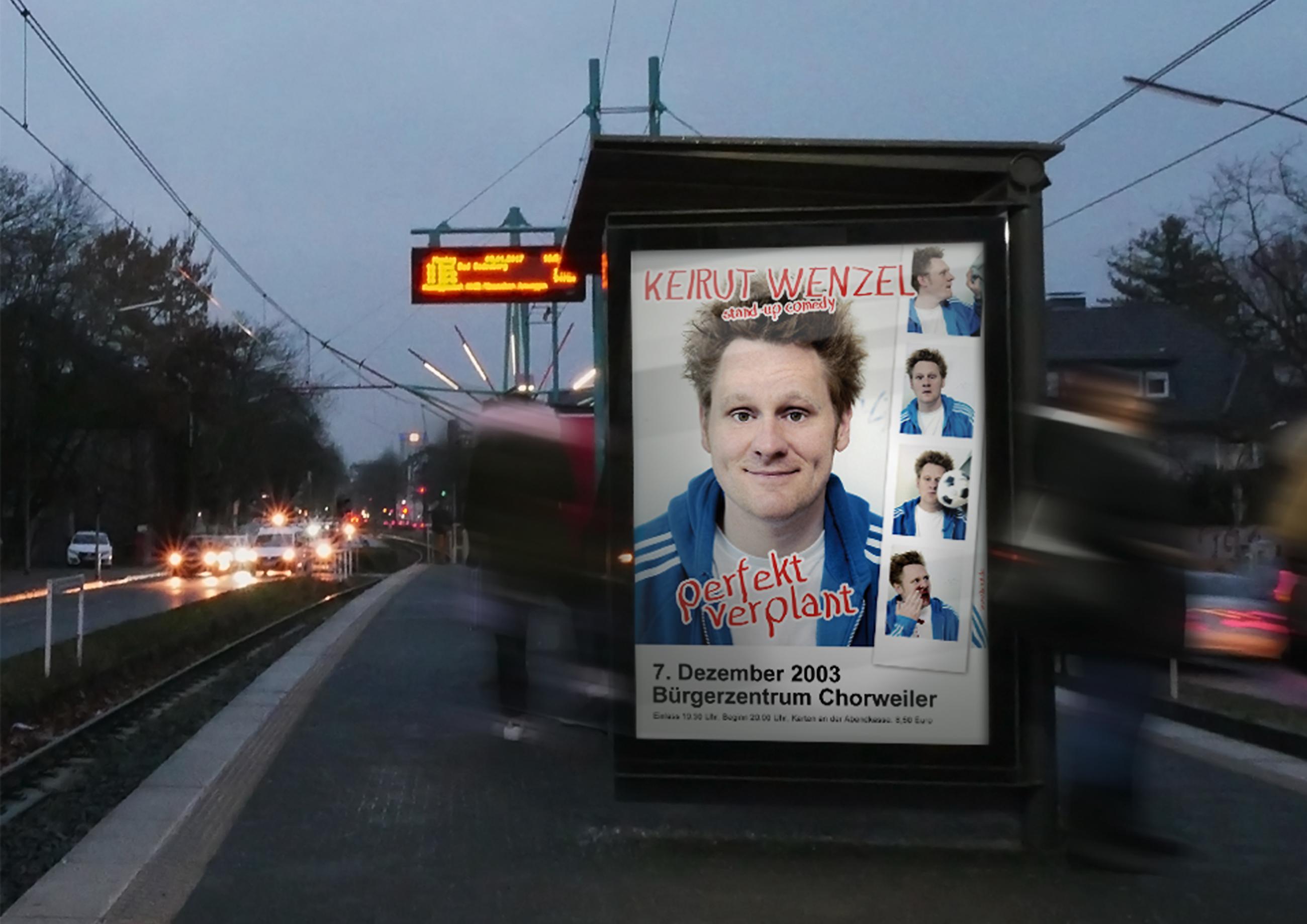 Keirut Wenzel Plakat