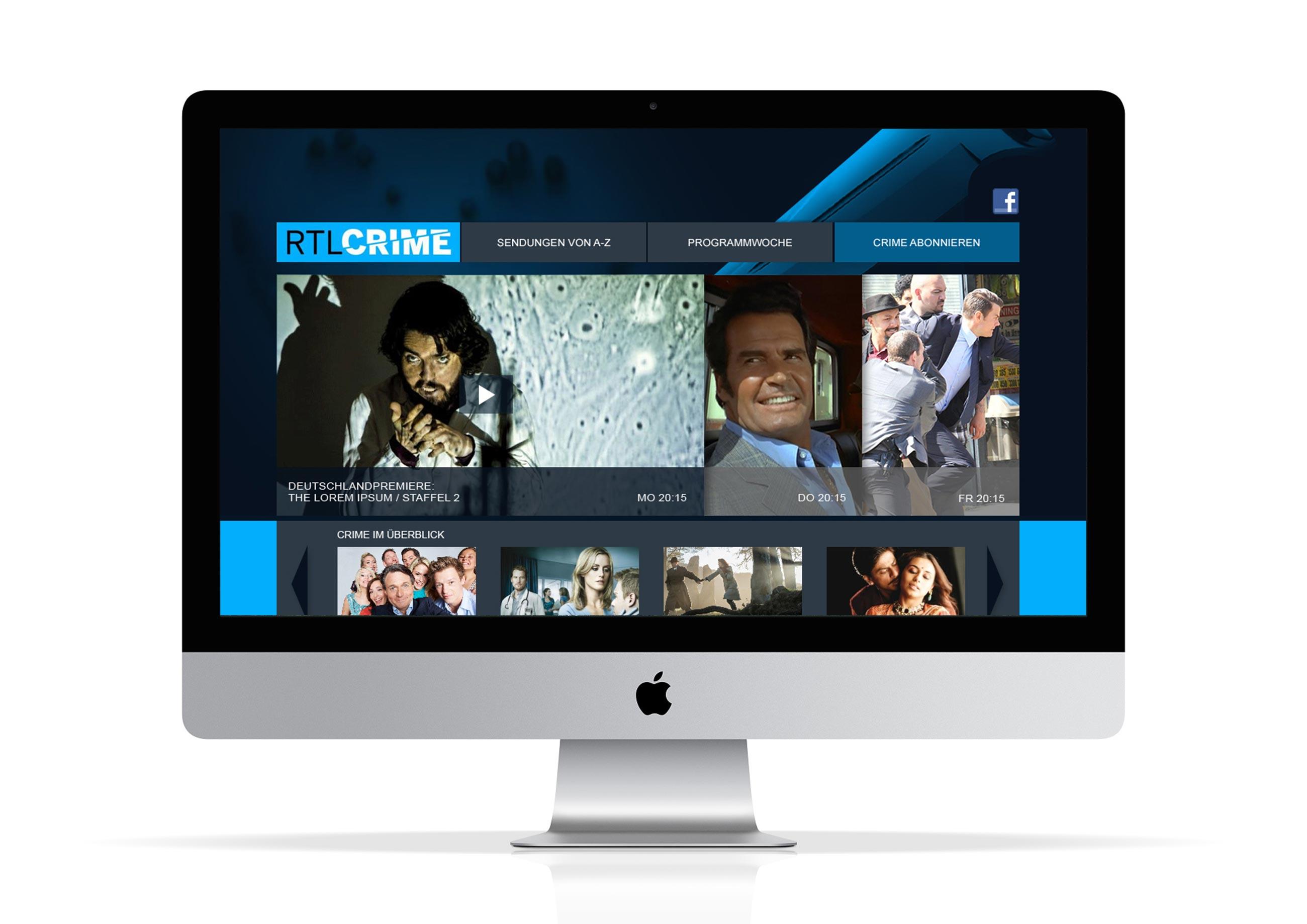 Spartenkanal Crime